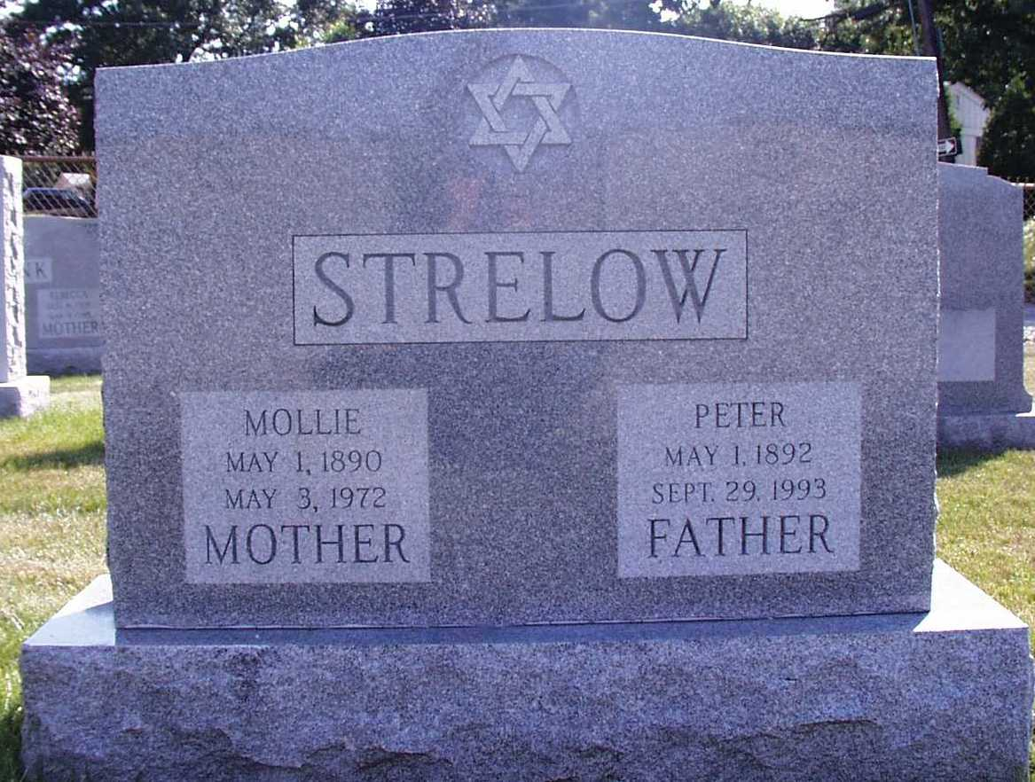 Peter Strelow (1892 - 1993) Find A Grave Memorial