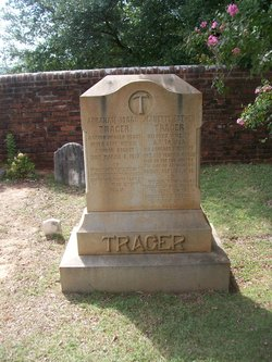 Abraham Issac Trager ( - 1913) Find A Grave Memorial