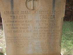 Abraham Isaac Trager ( - 1913) Find A Grave Memorial