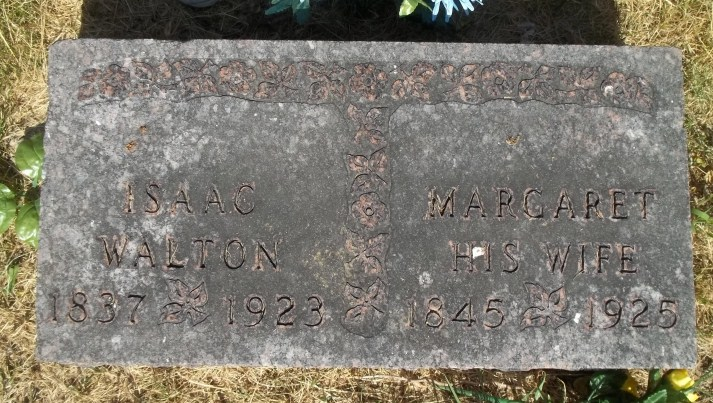 Isaac James Walton (1837 - 1923) Find A Grave Memorial