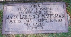 Mark Laurence Waterman (1948 - 1983) Find A Grave Memorial