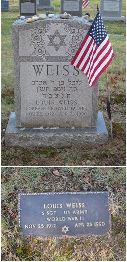 Louis Weiss (1912 - 1990) Find A Grave Memorial