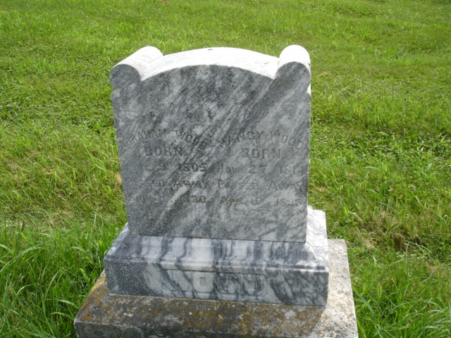 Nancy Wood (1814 - 1895) Find A Grave Memorial