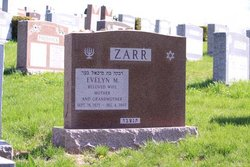 Evelyn M. Shear Zarr (1925 - 2007) Find A Grave Memorial