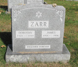 Dorothy B. Gordon Zarr (1921 - 1999) - Find A Grave Memorial