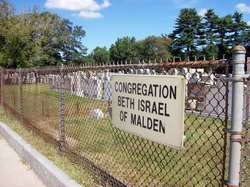 Congregation Beth Israel of Malden Cemetery (Beth Israel of Mald